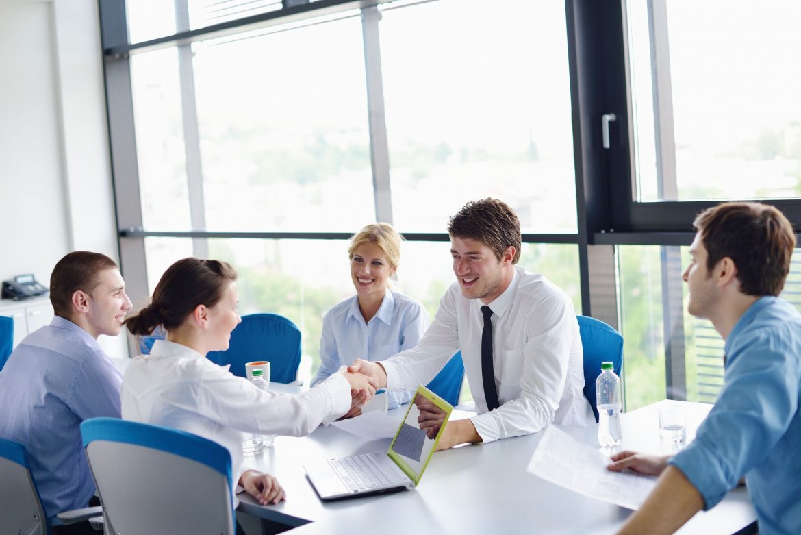 7 ways to help build a positive environment within your sales team
